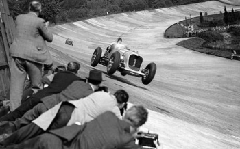 Brooklands John Cobb