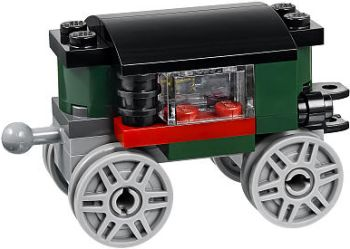 Lego Train Tender