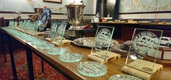 2018 Awards table